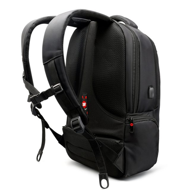 Waterproof Backpack with USB Port