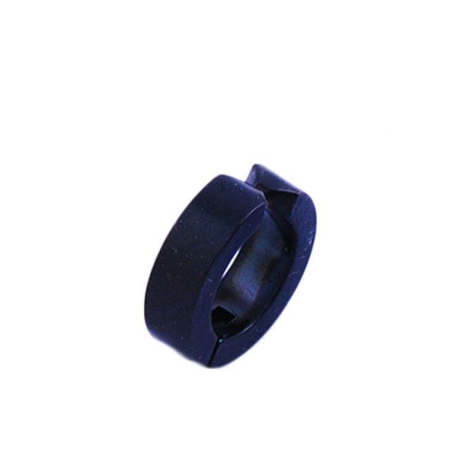 Titanium Steel Punk Men's Clip Earrings