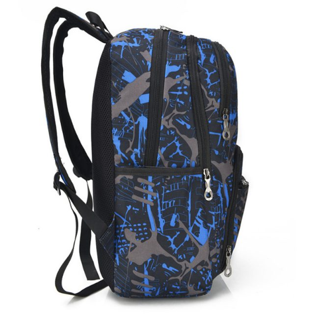 Men's Backpack Crossbody Bag Toiletry Bag Set