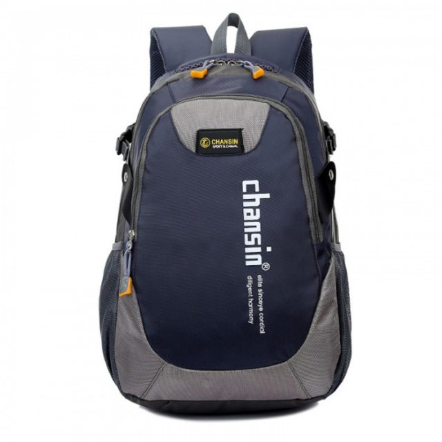 Men's Colorful Nylon Backpack