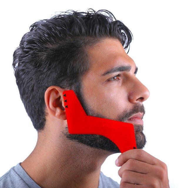 Men's Beard Shaping Tool