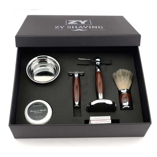 Men Luxurious Gift Shaving Set