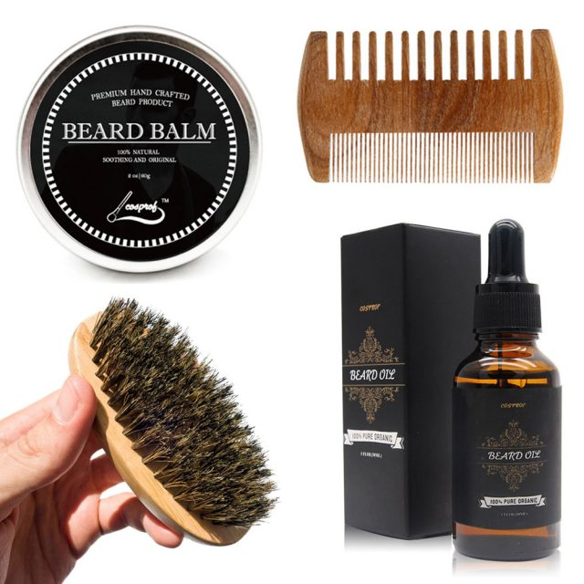 Men's Beard Care Set