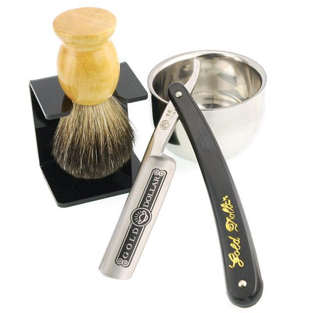 Vintage Style Shaving Kit