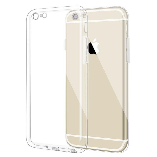 Transparent Silicone Phone Cases
