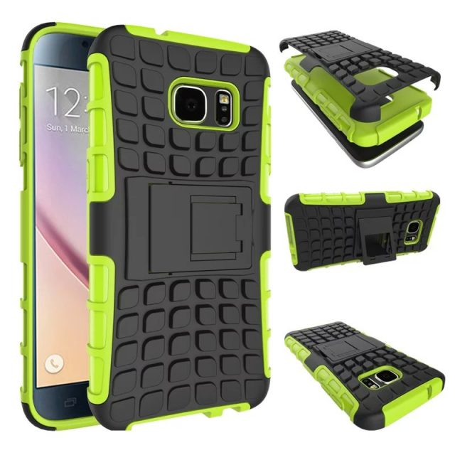 Heavy Duty Armor Case for Samsung Galaxy & iPhone