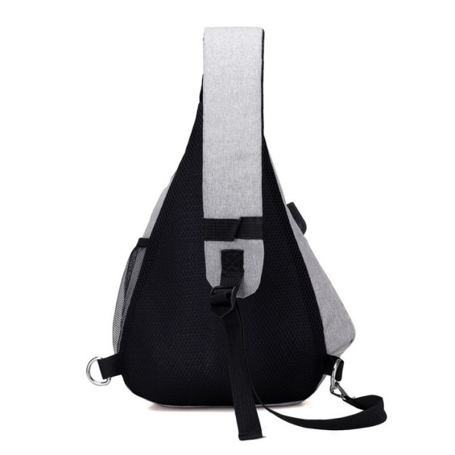 One Shoulder USB Backpack