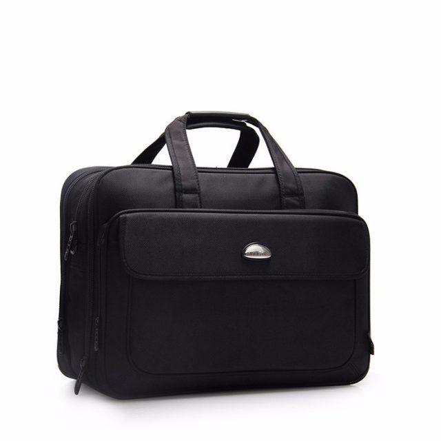 Men's Business Casual Briefcase