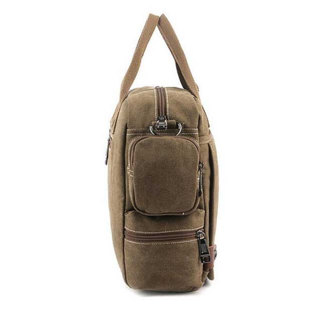 Men's Stylish Canvas Bag