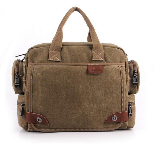 Men's Stylish Canvas Bag
