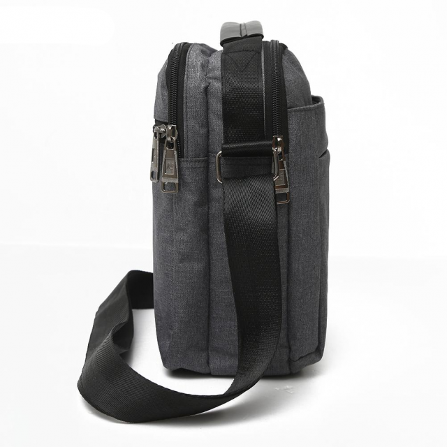 Men's Ultralight Canvas Crossbody Bag