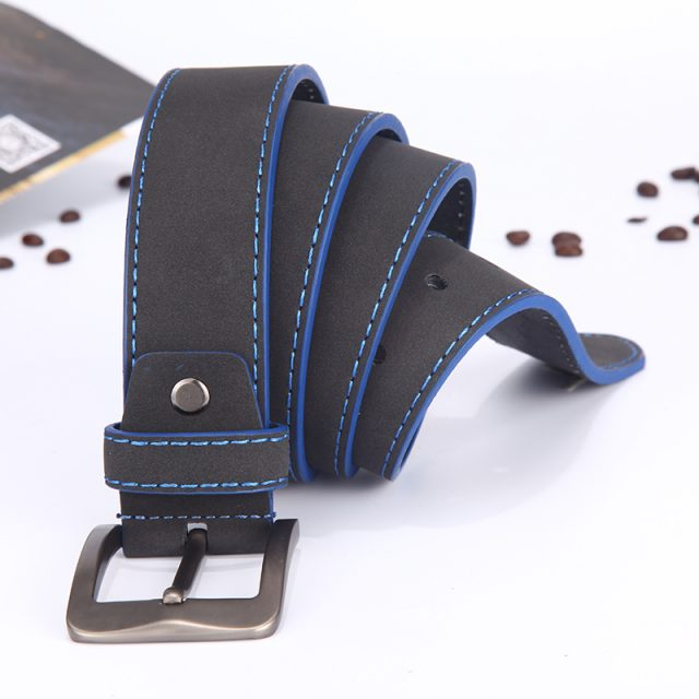 Men's Italian Style Casual Belt