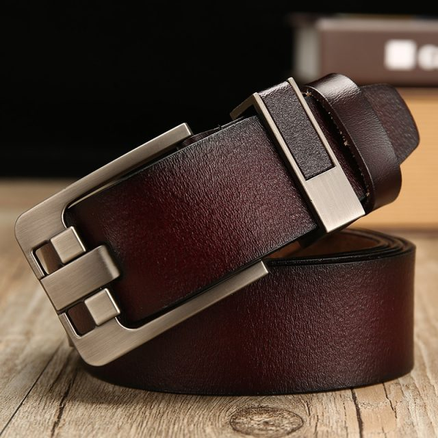 Stylish Leather Belt for Men