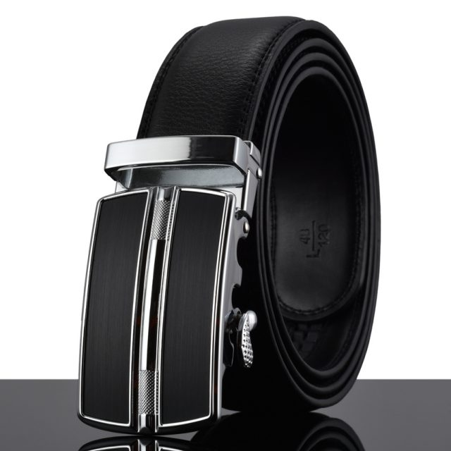 Casual Cowhide Belt for Men